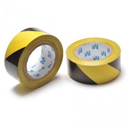 VINYL MARKING TAPE YELLOW / BLACK